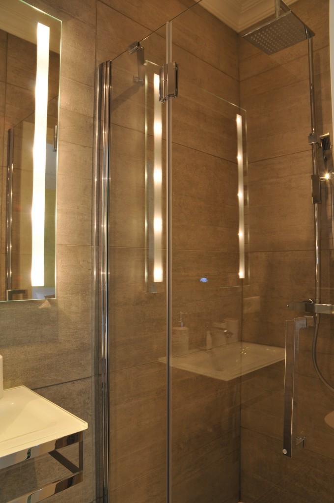 Groene badkamer 2