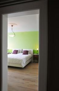 Groene kamer